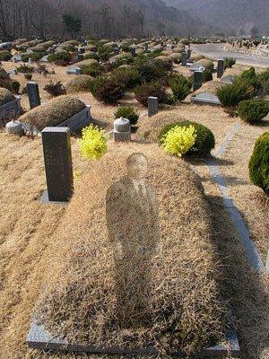 Ahnsahnghong's Grave